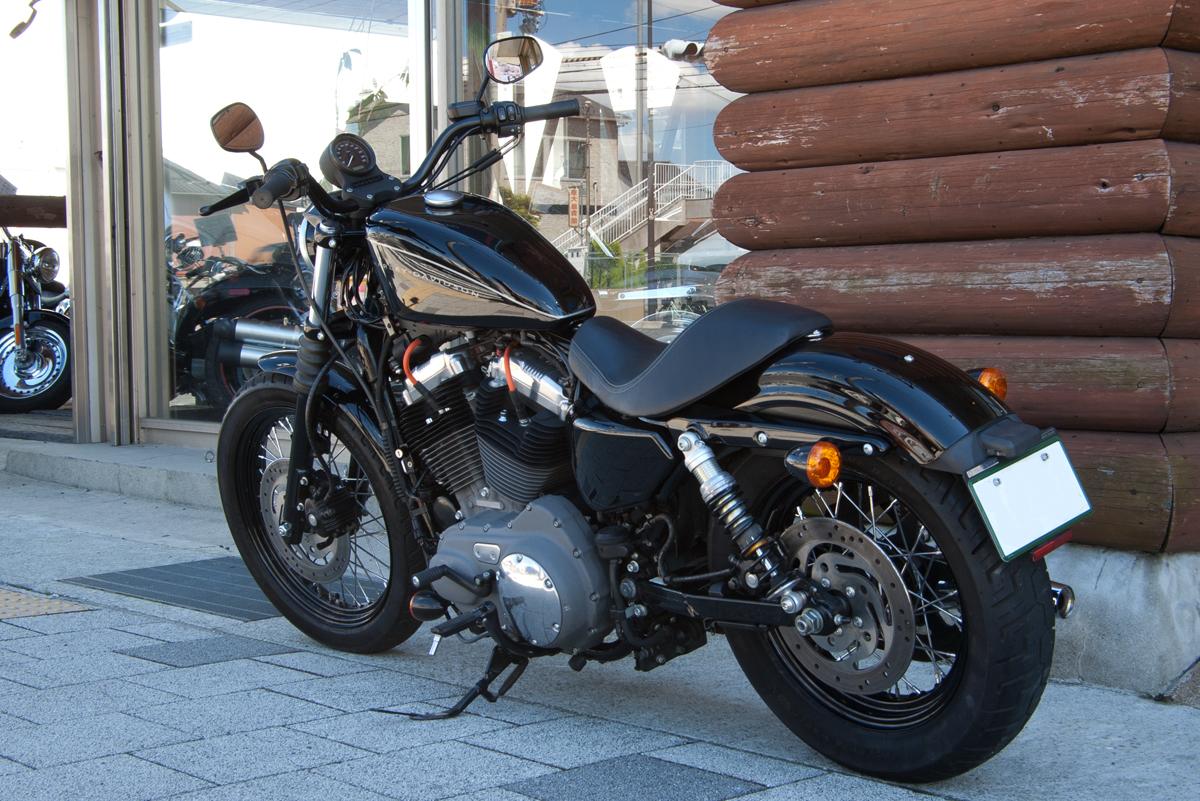 2009 XL1200N Nightster